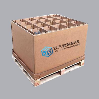 汽车机械零配件重型纸箱