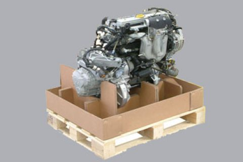 发动机重型包装纸箱