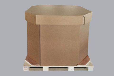 重型八角纸箱