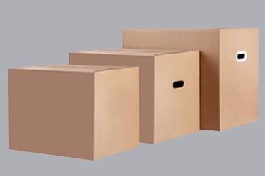 搬家大型瓦楞纸箱