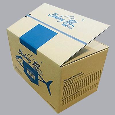 拉链式瓦楞纸箱