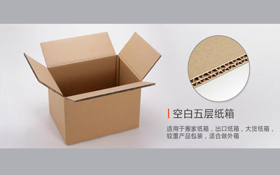 什么是瓦楞纸箱?
