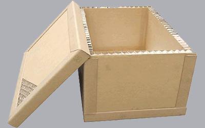 仪器设备蜂窝纸箱